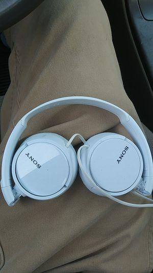 SONY headphones for Sale in Winter Haven, FL