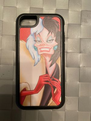 USED BUT IN GOOD CONDITION IPHONE 7 CASE MESSAGE WHEN READY TO PICKUP for Sale in Sacramento, CA