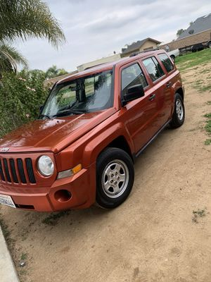 2009 Jeep Patriot for Sale in Jurupa Valley, CA