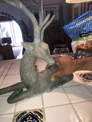 Metal deer vintage for Sale in Chula Vista, CA
