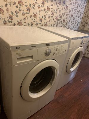 Washer and dryer(lavadora y secadora ) for Sale in Princeton, TX