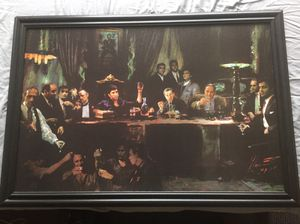 Mafia / Mobster Painting for Sale in Irvine, CA