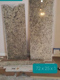 Pefect Granite Pieces Measurements In The Pic for Sale in Miami,  FL