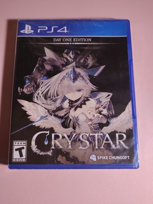 Crystar Day one edition sealed ps4 for Sale in Phoenix, AZ