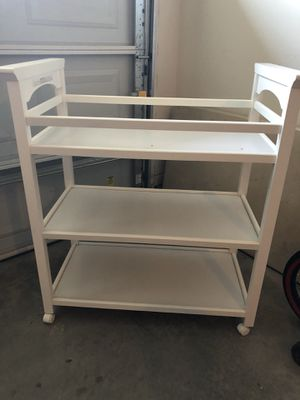 Changing table for Sale in High Point, NC