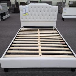 BRAND NEW BED FRAME QUEEN COMES IN BOX 📢📦MEMORY FOAM MATTRESS INCLUDED 📢📢⚡SAME DAY DELIVER OR PICK UP 📢📢 for Sale in Carson,  CA