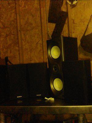 Onkyo surround sound 130w amazing sound for Sale in Minneapolis, MN
