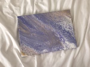 Acrylic Pour Painting 4 for Sale in Santa Maria, CA