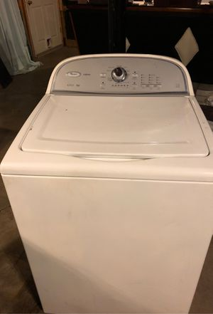 Whirlpool Cabrio washer for Sale in Middletown, OH