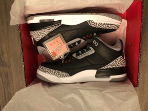 Air Jordan 3 Retro OG for Sale in Dallas, TX