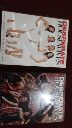 Desperate Housewives 1 and 2 season for Sale in Bartow,  FL