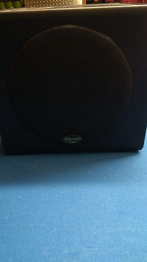 Klipsch pro media gmx a-2.1 for Sale in Tracy, CA