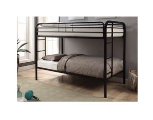 Bunk bed with mattresses for Sale in Miami, FL