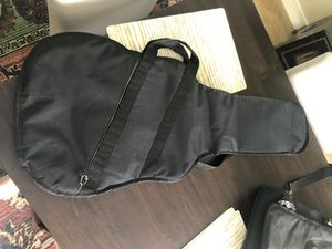 Electric guitar bag/case for Sale in San Diego, CA