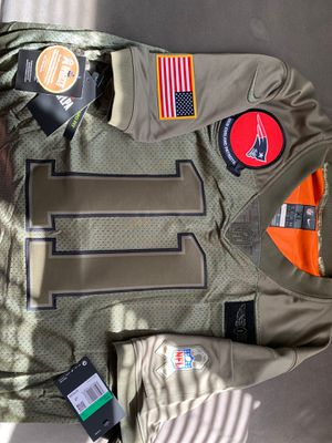 Nike NFL salute to service Jersey. New England patriots. for Sale in Queens, NY