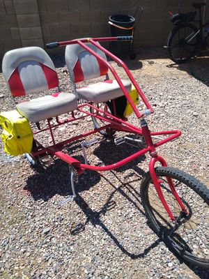 Side by Side 2 seater trike for Sale in Mesa, AZ