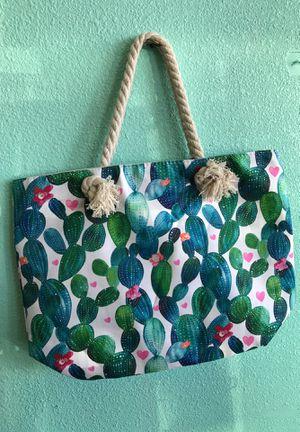 Cactus Tote Handbag for Sale in Fort McDowell, AZ