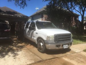 2006 F350 Flatbed Ford truck for Sale in League City, TX