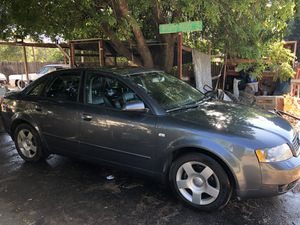 2004 Audi A4 1.8 Turbo for Sale in Fallbrook, CA