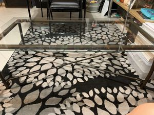 Glass Coffee Table for Sale in Pompano Beach, FL