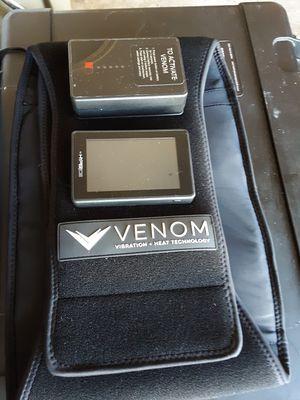 Venom back massaging weight belt for Sale in Dallas, TX
