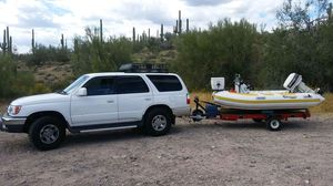 10ft RIB boat with 25hp outbord motor for Sale in Surprise, AZ