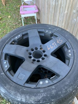 Jeep Wrangler wheels 2sets for Sale in New Rochelle, NY