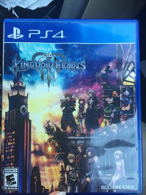 Kingdom hearts brand new game for Sale in Tampa, FL