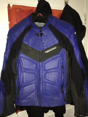 Teknics motorcycle coat - siZe 38/usa -$150.00 for Sale in Manchester, CT