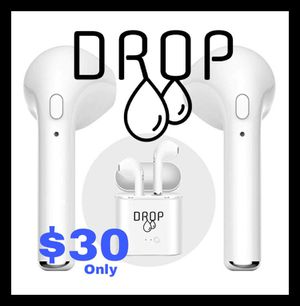 New DROP Wireless Air Pods w Charging Case for Sale in Miami, FL