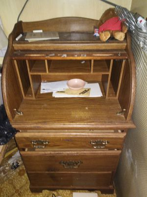 Vintage roll desk for Sale in Tacoma, WA