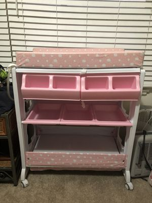 Baby changing table/tub for Sale in La Mesa, CA