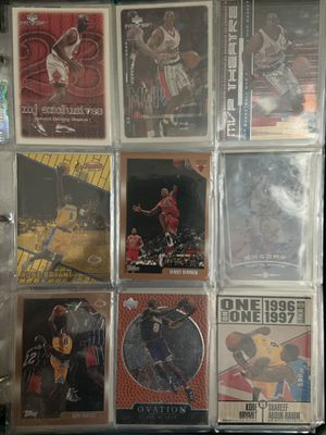 NBA basketball trading cards for Sale in Alhambra, CA