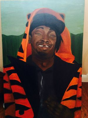 Danny Brown Oil Painting local art for Sale in Nashville, TN