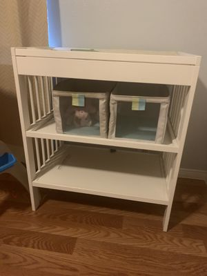 Changing table for Sale in DeSoto, TX