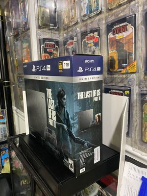 PS4 pro limited edition for Sale in San Francisco, CA