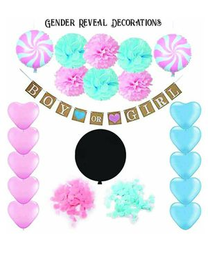 New Gender Reveal Party Supplies for Sale in Costa Mesa, CA