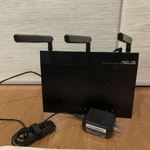 ASUS Double 450Mbps N Router for Sale in Los Angeles, CA
