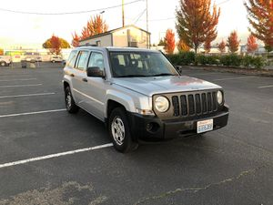 2009 JEEP PATRIOT SPORT for Sale in Tacoma, WA