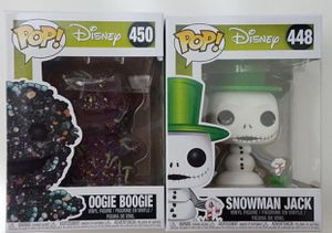 Funko Pop The Nightmare Before Christmas for Sale in Hialeah, FL