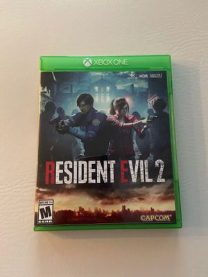 brand new resident evil 2 xbox one game for Sale in Levittown, PA