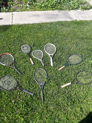 Tennis rackets for Sale in Valley Home, CA