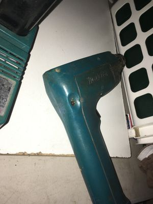 "Makita 8400D CORDLESS RECHARGEABLE 9.6 V 3/8"" 10mm Hammer Drill MADE IN JAPAN for Sale in Spring Valley, CA"