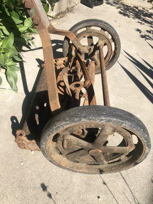Push lawn mower for Sale in Richmond, CA