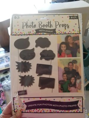Photo booth props for Sale in Norwalk, CA