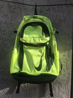 Nike baseball neon backpack for Sale in Riverbank, CA