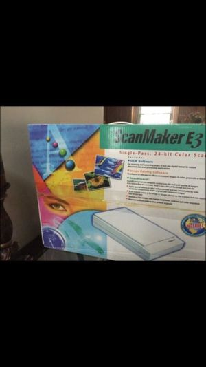 Scanmaker e3 for Sale in Dublin, OH