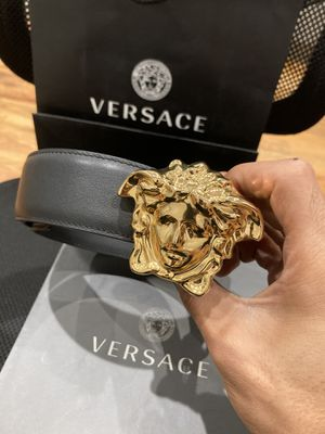 Versace belt size 95 for Sale in Brooklyn, NY