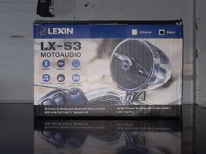 motorcycle bluetooth stereo system for Sale in Los Angeles, CA