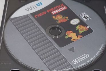 NES Remix Pack Disc Only (Nintendo Wii U, 2014) for Sale in Anaheim,  CA